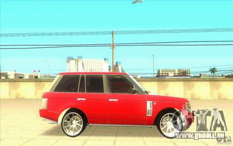 Arfy Wheel Pack 2 für GTA San Andreas siebten Screenshot