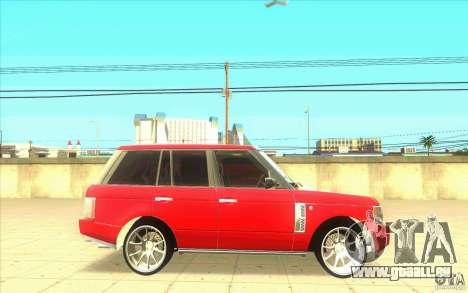 Arfy Wheel Pack 2 für GTA San Andreas siebten Screenshot