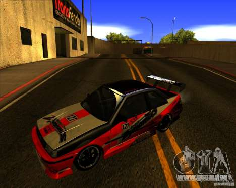 GTA VI Futo GT custom pour GTA San Andreas vue de droite
