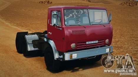 KAMAZ 5410 pour GTA 4