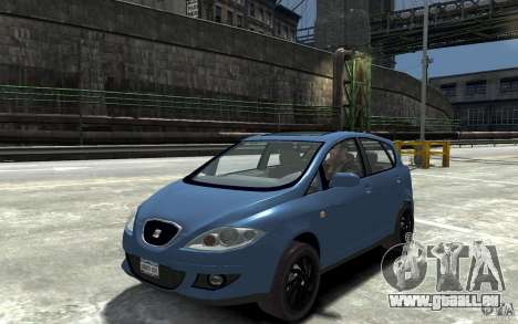 Seat Toledo für GTA 4