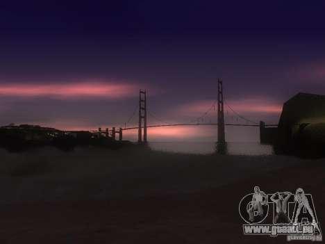 ENBSeries für schwache PC für GTA San Andreas fünften Screenshot