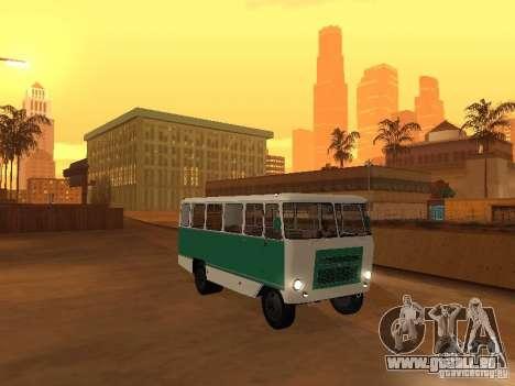 Kuban G1A1 pour GTA San Andreas laissé vue
