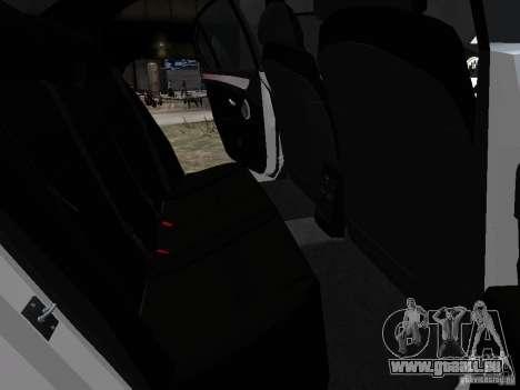 BMW M5 pour le moteur de GTA 4