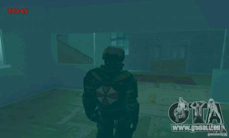 Siegel der Ambrelly für GTA San Andreas sechsten Screenshot