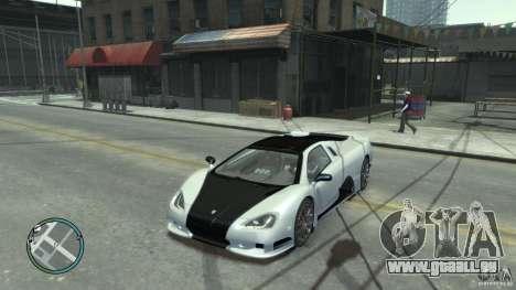 Shelby Super Cars Ultimate Aero pour GTA 4