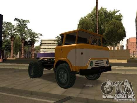 KAZ 608 pour GTA San Andreas