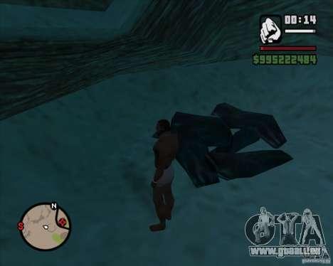 Cowboy duel v2.0 pour GTA San Andreas cinquième écran