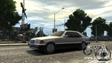 Mercedes-Benz 600SEL wheel1 tinted pour GTA 4 est une gauche