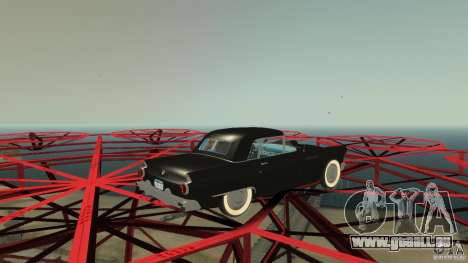Smith Thunderbolt Mafia II für GTA 4 linke Ansicht