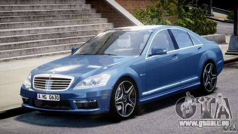 Mercedes-Benz S63 AMG [Final] für GTA 4