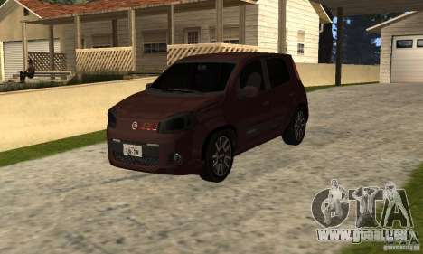 Fiat Novo Uno Sporting für GTA San Andreas