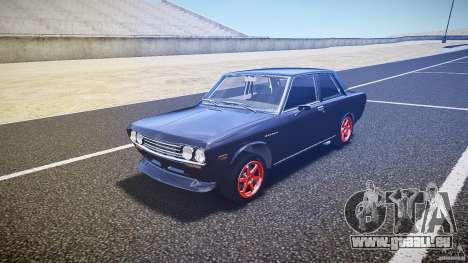 Datsun Bluebird 510 Tuned 1970 [EPM] für GTA 4