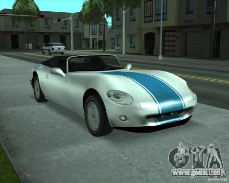 New Banshee [HD] für GTA San Andreas