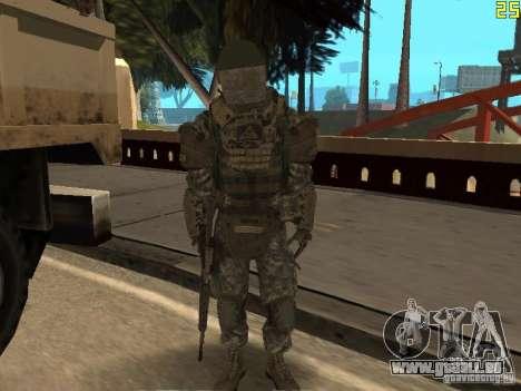 Combattre les soldats de CoD : Mw2 pour GTA San Andreas sixième écran
