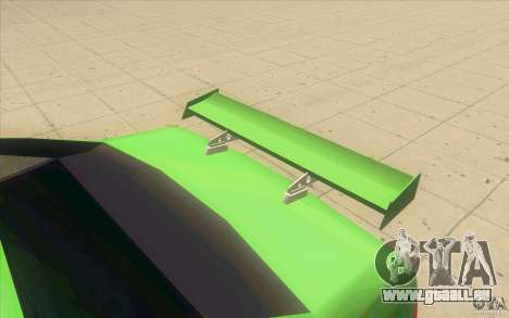 Mad Drivers New Tuning Parts pour GTA San Andreas