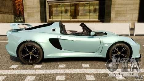 Lotus Exige S 2012 pour GTA 4 est une gauche