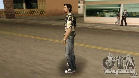 Vercetti Gang Verschleiß für GTA Vice City zweiten Screenshot