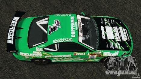 Nissan Silvia KeiOffice für GTA 4 rechte Ansicht