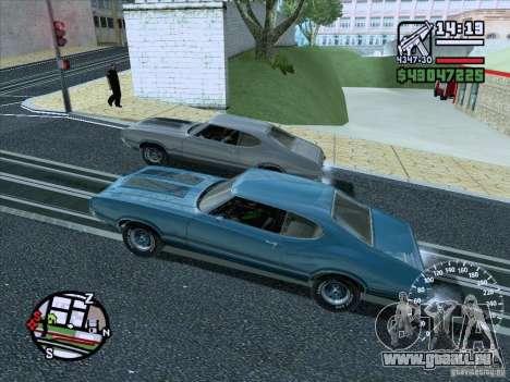 ENB Series v1.5 Realistic für GTA San Andreas zwölften Screenshot