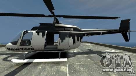 All new Tourmav für GTA 4 linke Ansicht