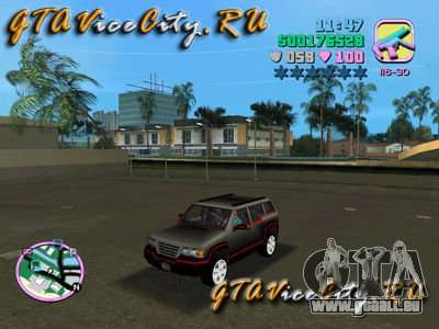 Honda Civic GTA 3 für GTA Vice City