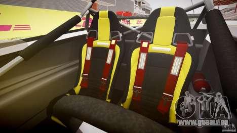 Lotus 2-11 für GTA 4 Innenansicht