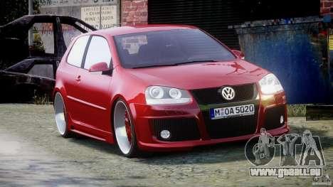 Volkswagen Golf GTI 2006 v1.0 für GTA 4 rechte Ansicht