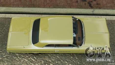 Chevrolet Impala SS 1964 pour GTA 4 est un droit