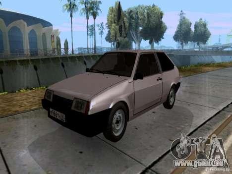 Drain de VAZ 2108 pour GTA San Andreas