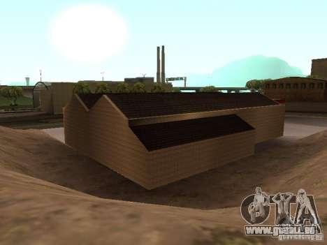 Le garage Ferrari dans Dorothy pour GTA San Andreas sixième écran