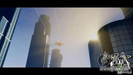 GTA 5 LoadScreens für GTA San Andreas