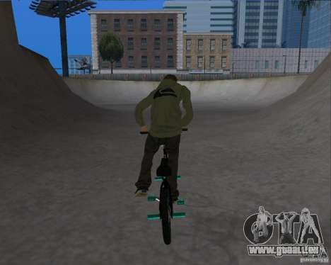 Tony Hawk für GTA San Andreas dritten Screenshot