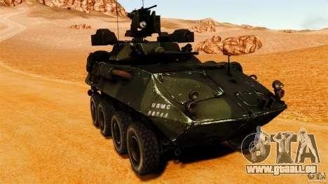 LAV-25 IFV für GTA 4