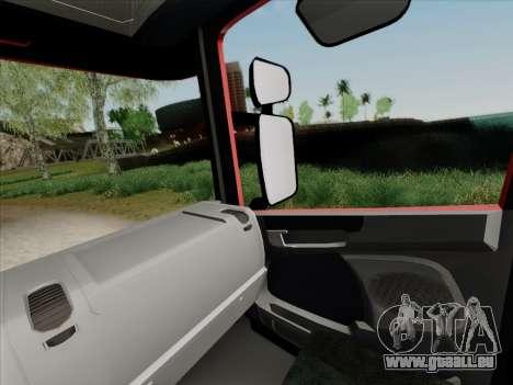 Scania R620 Brahma für GTA San Andreas Räder