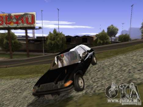 AMC Pacer für GTA San Andreas