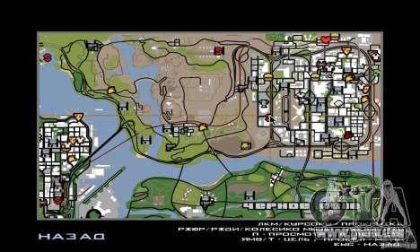 BikersInSa (die Biker In SAN ANDREAS) für GTA San Andreas siebten Screenshot