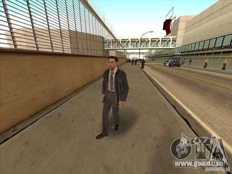 Max Payne pour GTA San Andreas troisième écran