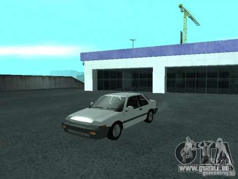Honda Accord für GTA San Andreas linke Ansicht