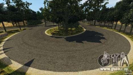Bihoku Drift Track v1.0 für GTA 4 sechsten Screenshot