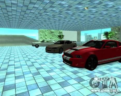 HD Motor Show pour GTA San Andreas neuvième écran
