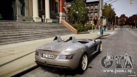 Mercedes-Benz SLR McLaren Stirling Moss [EPM] für GTA 4 Unteransicht