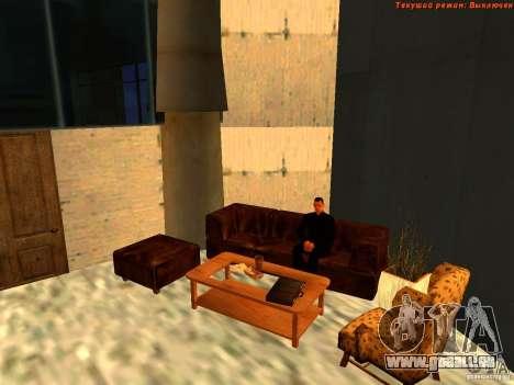 20th floor Mod V2 (Real Office) für GTA San Andreas neunten Screenshot