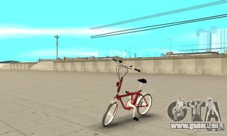 Child Bicycle für GTA San Andreas