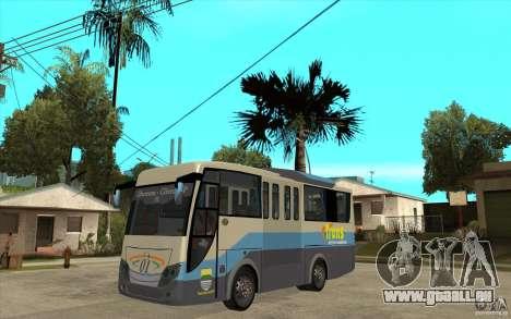 Hino Evo C pour GTA San Andreas