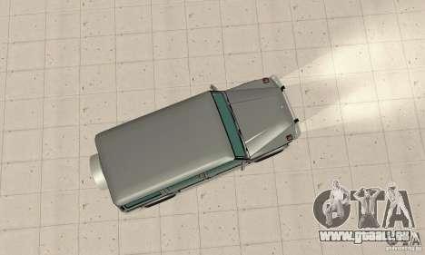 Mercedes-Benz G500 1999 c. 1,1 kengurâtnikom pour GTA San Andreas vue de droite