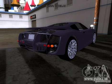 B Engineering Edonis pour GTA San Andreas vue de droite