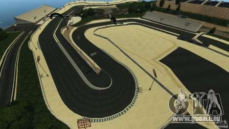 Laguna Seca [HD] Retexture für GTA 4 siebten Screenshot