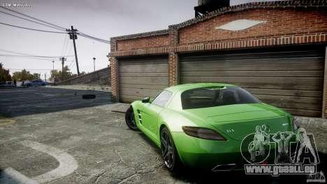 Mercedes-Benz SLS AMG 2010 [EPM] für GTA 4 Unteransicht