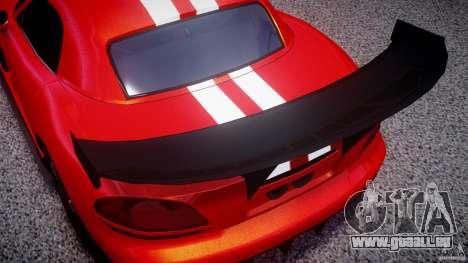 Dodge Viper RT 10 Need for Speed:Shift Tuning pour GTA 4 est un côté